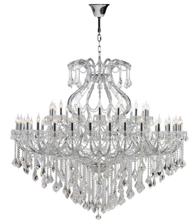 Crystal chandeliers for hire in Adelaide! - Central Audio Visual